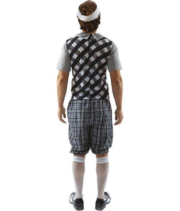 Golf Pak heren Zwart/Wit