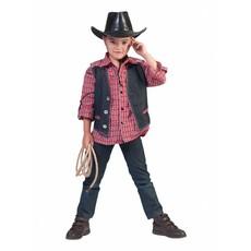 Cowboy Denim Gilet Kind Jongen
