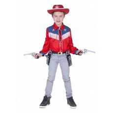 Cowboy Shirt Twee Sterren Jongen