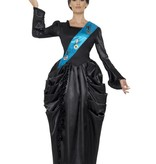 Koningin Victoria kostuum