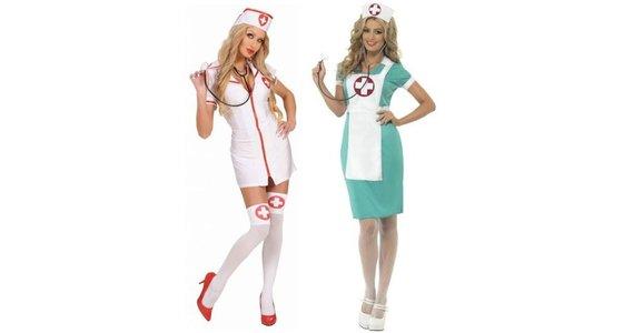 Verpleegsterspakje  