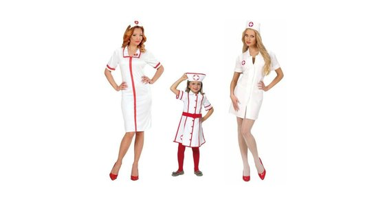 Verpleegster uniform