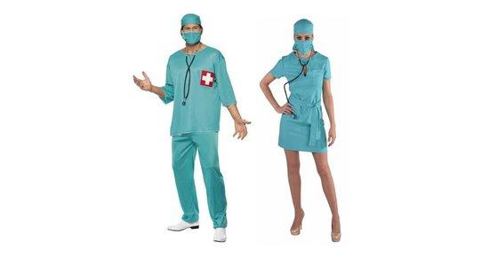 Chirurg kostuum