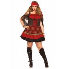 Gypsy Zigeunerin kostuum Carnaval