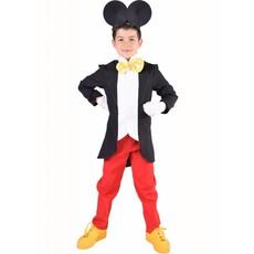 Mickey Mouse Kostuum Jongen