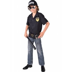 Amerikaanse Politie Blouse Jongen