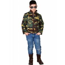 Camouflage Jack Voor Jongens