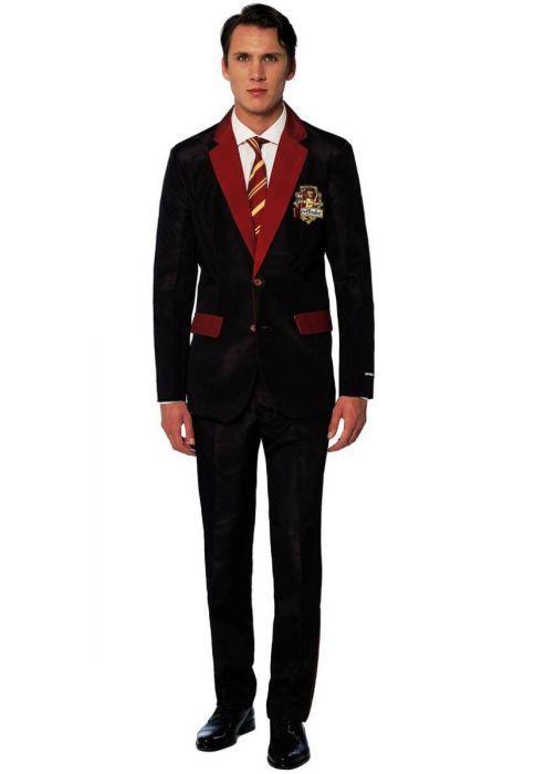 Carnaval kostuum Harry Potter 3-Delig zwart