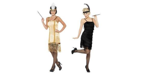 Flapper jurk