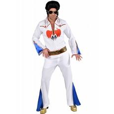 Carnaval kostuum Elvis man luxe