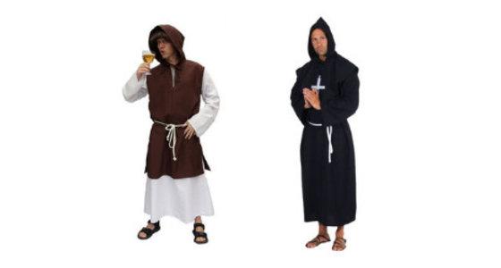 Pater kostuum