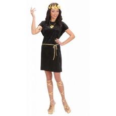 Romeins Tuniek Zwart Vrouw