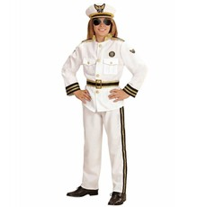 Marine Kapitein Kostuum Jongen