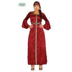Renaissance Prinses Kostuum Vrouw