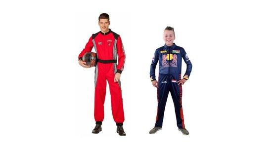 Formule 1 kleding