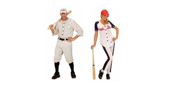 Honkbal kostuum