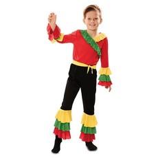 Rumba Danser Kostuum Jongen
