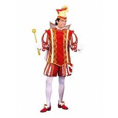 Prins Carnaval Kostuum Hugo Deluxe