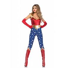 Sensational Super Hero outfit dames