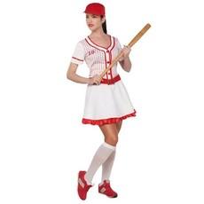 Honkbal Kostuum Vrouw