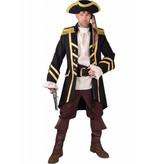 Piraat Kapitein Kostuum Man Luxe