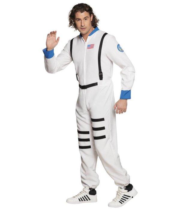 Astronauten pak man