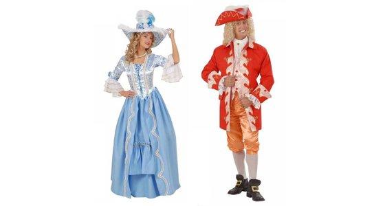 18e eeuwse kleding