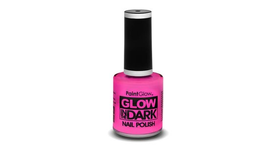 Glow in the dark Makeup