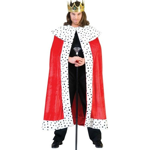 Cape Koning Arthur rood