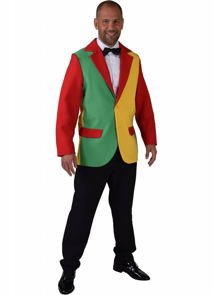 Colbert rood/geel/groen Alfonso