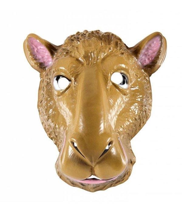 Kamelen masker kind