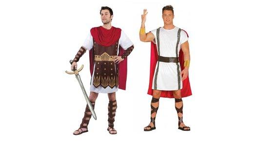 Nr1 In Griekse Romeinse Kleding Feestbazaarnl