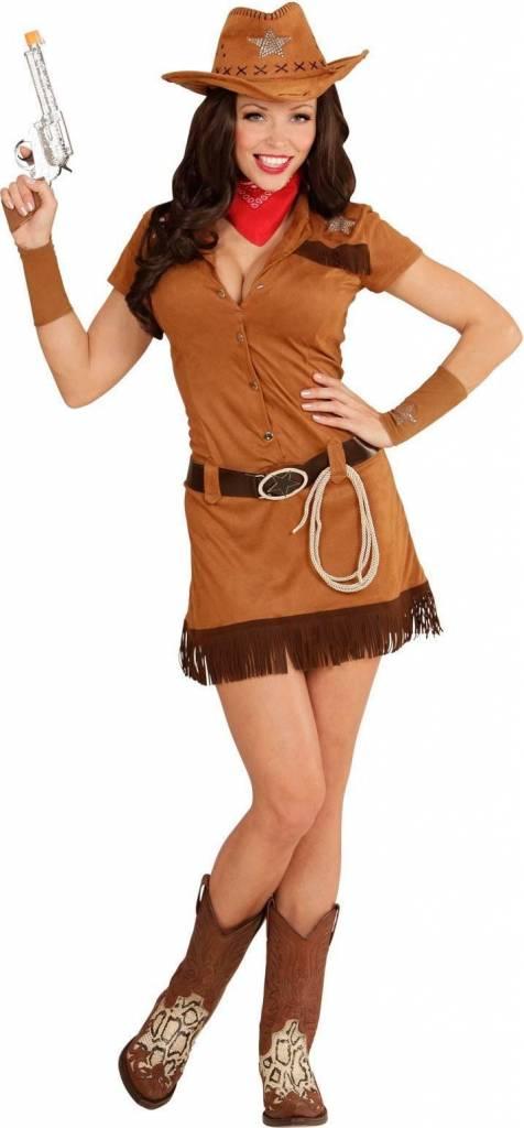 Cowgirl Kostuum Vrouw