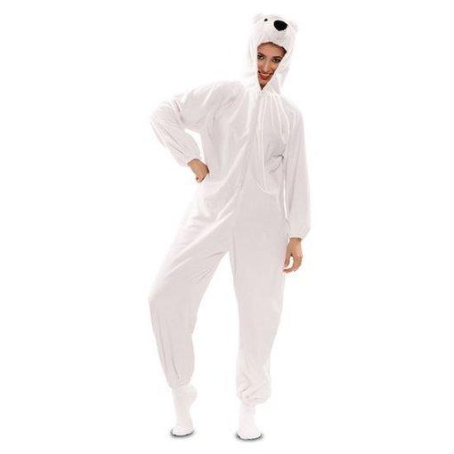 IJsbeer kostuum pluche