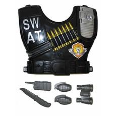 Politie SWAT set 6-delig