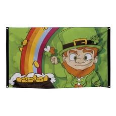 Vlag St Patrick's Day (90 x 150 cm)