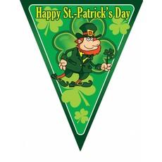 Vlaggenlijn St.Patricks Day 5m 10 vlaggen