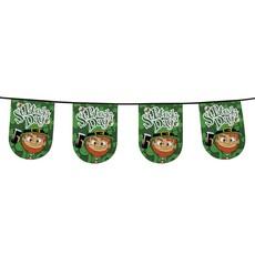 Vlaggenlijn St Patrick's Day (6 m)