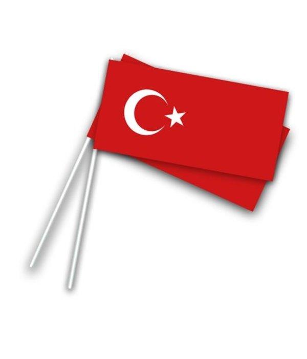 Zwaaivlaggetje Turkije