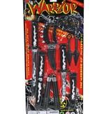 Ninja Wapenset 10-delig