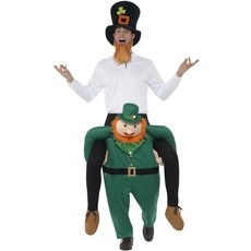Carry Me Kostuum St. Patrick