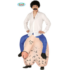 Opblaasbaar Kostuum Man Balzak