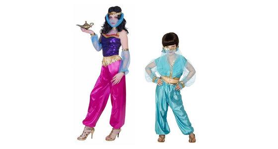 Jasmine kostuum