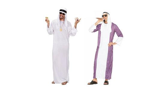 Arabier kostuum