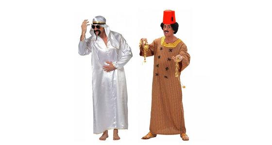 Moslim kostuum