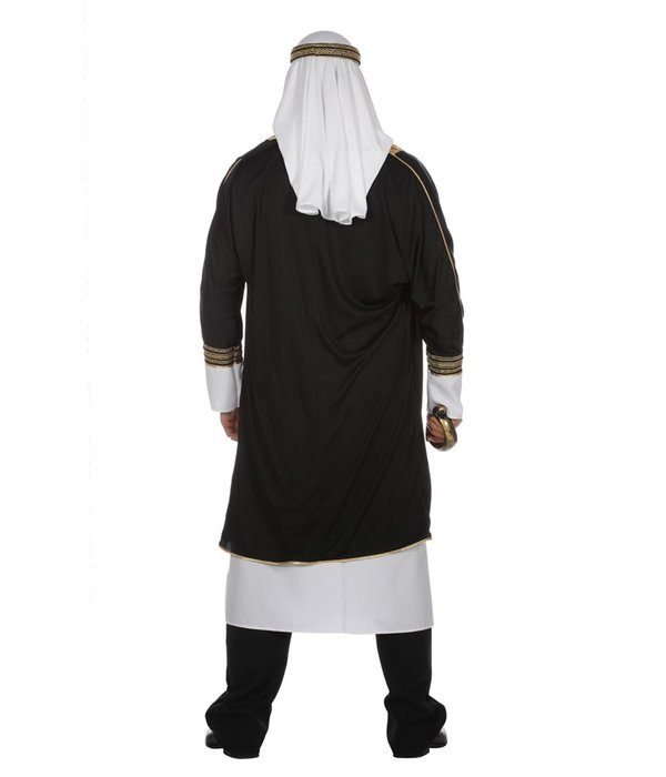 Luxe Sjeik Kostuum Sabi