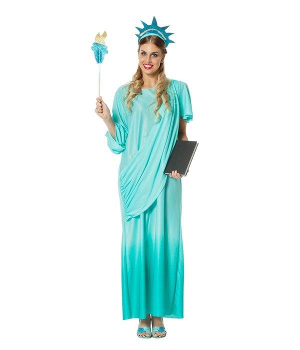 Liberty Lady Vrouw Kostuum