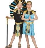 Cleopatra Farao Kostuum Meisje