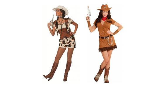Cowgirl kostuum