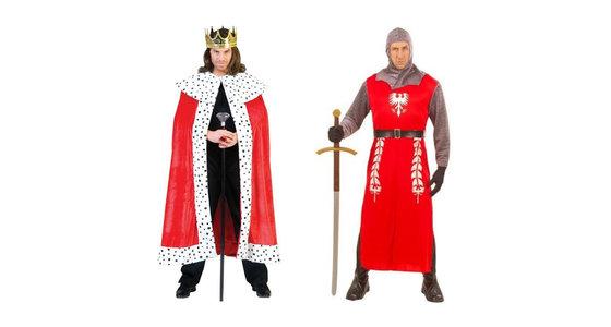 King Arthur kostuum